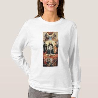 T-shirt Triumph de St Thomas Aquinas