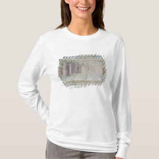 T-shirt Triumph du christianisme, des salles de Raphael