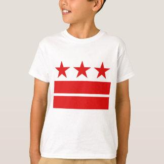 T-shirt Trois étoiles 2 barres
