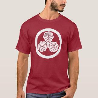 T-shirt Trois feuilles de chêne (1) en cercle