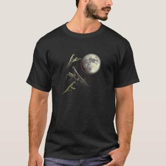 T-shirt Trois mantes et lunes de prière