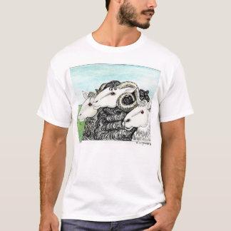 T-shirt Trois moutons