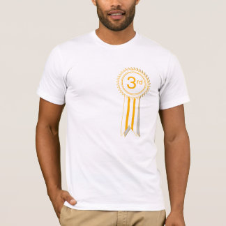 T-shirt Troisième endroit