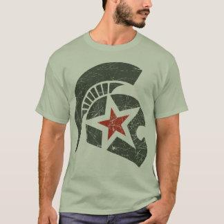 T-shirt Trojan Moto (cru)