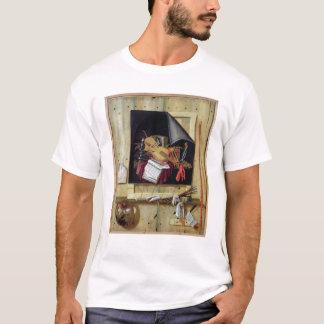 T-shirt Trompe - l la ' d'oeil toujours vie, 1665