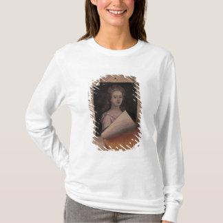 T-shirt Trompe - l ' portrait d'oeil de Madame