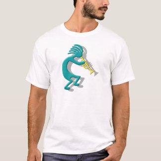 T-shirt Trompette de Kokopelli
