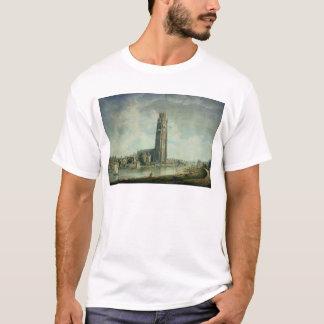 T-shirt Tronçon de Boston : vue du sud-ouest