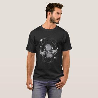 T-shirt Trou noir
