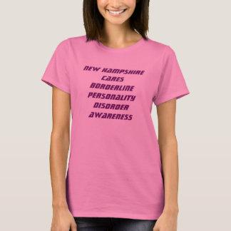 T-shirt Trouble de la personnalité limite