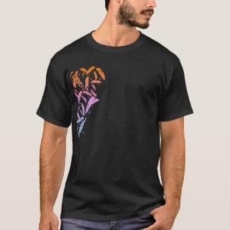 T-shirt Troupeau de parapentiste