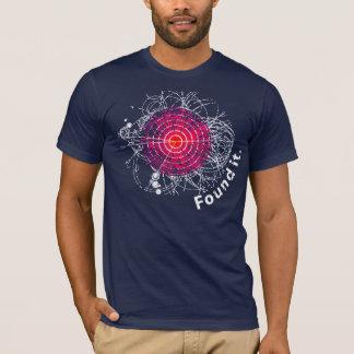 T-shirt Trouvé lui ! Boson de Higgs