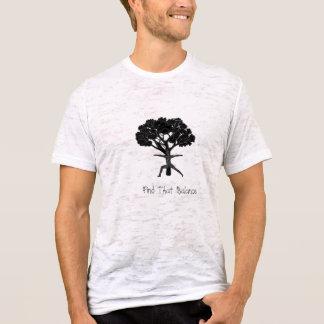 T-shirt Trouvez cet équilibre