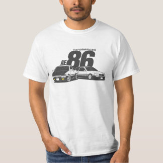 T-shirt Trueno et Levin - CarCorner