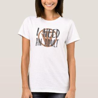 T-shirt TrueVanguard - j'ai besoin d'une lumière de la