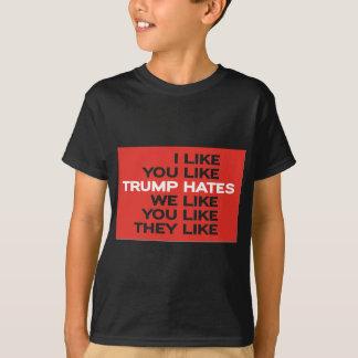 T-shirt Trump_Hates5.tif