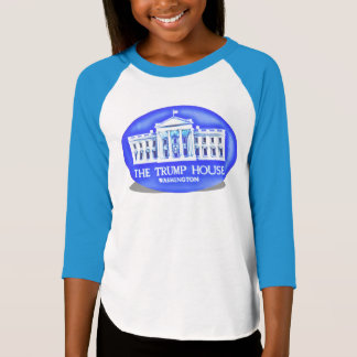 T-SHIRT TRUMP HOUSE