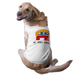 T-shirt Trumplican - nous Overcomb