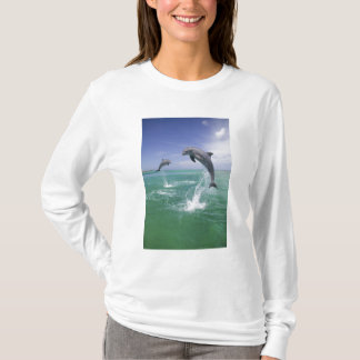 T-shirt Truncatus de Tursiops de dauphins de Bottlenose) 4
