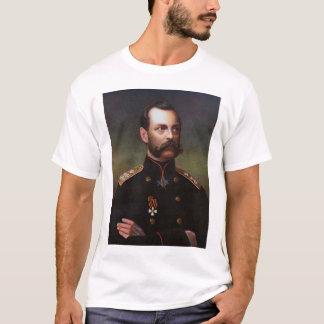 T-shirt Tsar Alexandre II