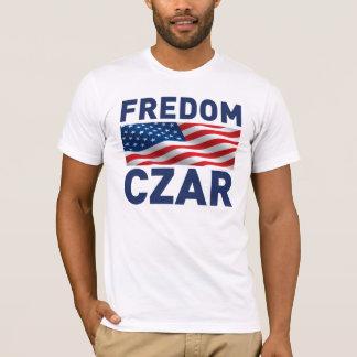"T-shirt Tsar ""Anti-Obama"" de Fredom (satire)"