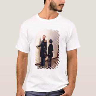 T-shirt Tsar et artiste