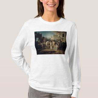 T-shirt Tsar Ivan IV Kazan de conquête en 1552, 1894