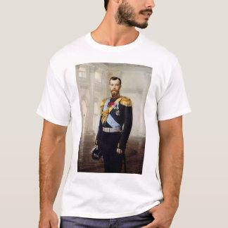 T-shirt Tsar Nicholas II