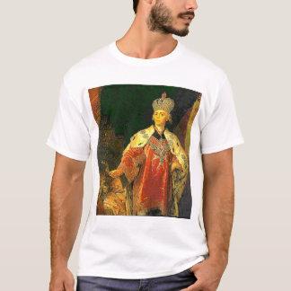 T-shirt Tsar Paul I de la Russie