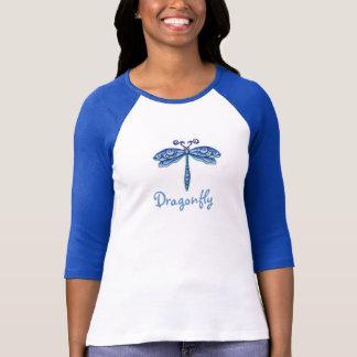 T-shirt TSdflyblue, libellule