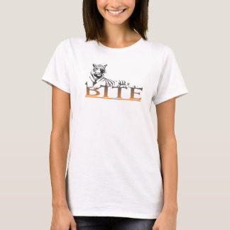 T-shirt Tsov Tom : Morsure de tigre