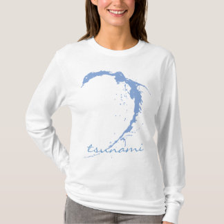 T-shirt Tsunami
