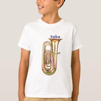 T-shirt Tuba