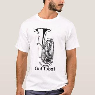 T-shirt Tuba obtenu ?
