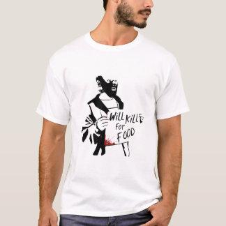 T-shirt Tuera pour la nourriture
