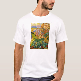 T-shirt : Tueur de dragon