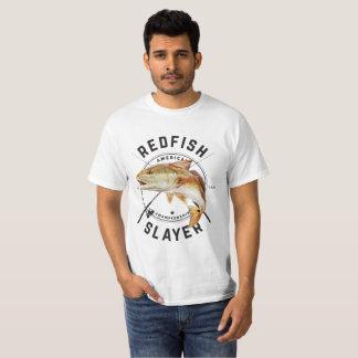 T-shirt Tueur de rougets communs - chemise de pêche de
