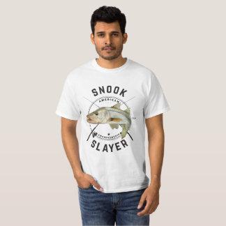 T-shirt Tueur de Snook - Snook pêchant la chemise