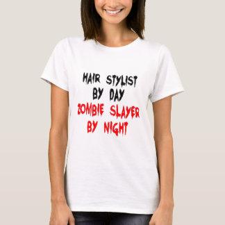 T-shirt Tueur de zombi de coiffeur