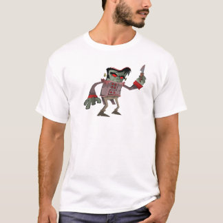 T-shirt Tueur Frankie
