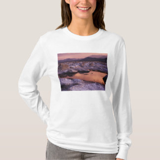 T-shirt tufs Neige-couverts