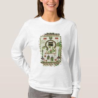 T-shirt Tuile avec une représentation de Mecque