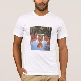 T-shirt tulipes