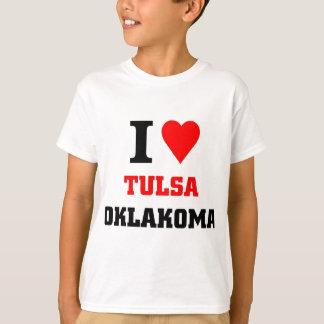 T-shirt Tulsa