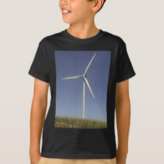 T-shirt Turbine de vent