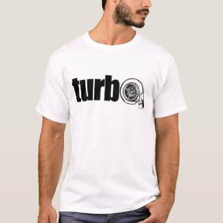 T-shirt turbo