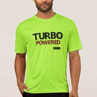 T-shirt Turbo a actionné