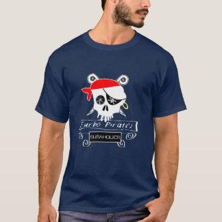 T-shirt Turbo pirate Subaholics