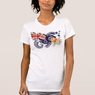 T-shirt Turcs et drapeau de la Caïques