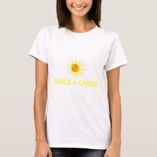 T-shirt Turcs et la Caïques